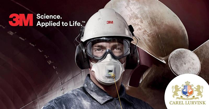 3M™ Aura™ 9300+Gen3 Serie stofmaskers! Making great things possible. More comfortably.