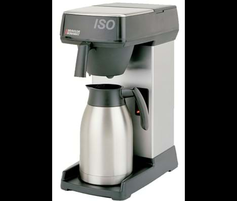 Bravilor Iso koffieapparaat incl. 1 thermoskan 2ltr.