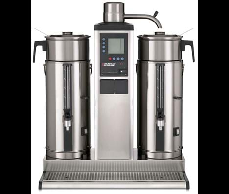 Bravilor B5 koffiemachine 1 zetsysteem met 2 containers a 5ltr 230V