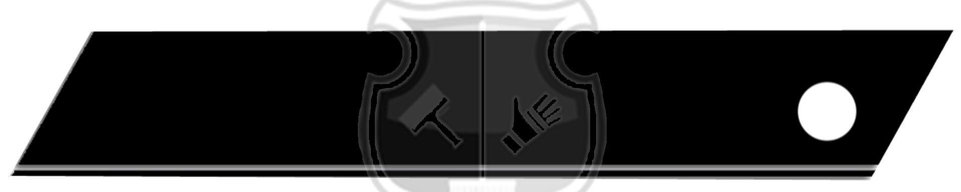 styropor reservemes veiligheidsmes 18mm carel lurvink professionele schoonmaakartikelen. Black Bedroom Furniture Sets. Home Design Ideas
