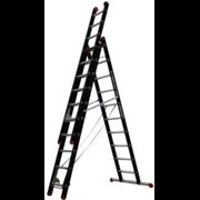 Altrex Mounter 3x12 aluminium professionele ladder
