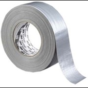 3M Duct Tape 50mmx50mtr zilver