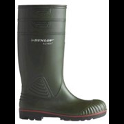 Dunlop Acifort Heavy Duty laars S5 full safety groen maat 40