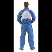 3M Disposable overall maat 2XL blauw standaard