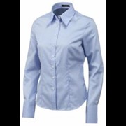 Tricorp Dames blouse mt. 36 Oxford blauw