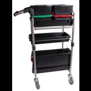 ClearMicro Cleaning Trolley Micro