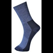 Portwest thermo sok blauw maat 39-43