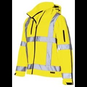 Tricorp Soft shell jack RWS geel S
